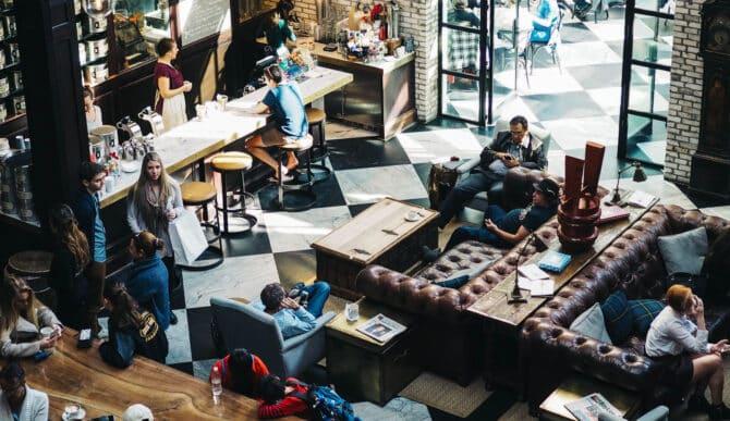 Cafenele freelancer friendly în Constanța